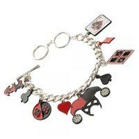 DC Comics Harley Quinn Charm Bracelet