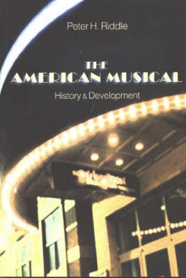 American Musical by Peter , H. Riddle image