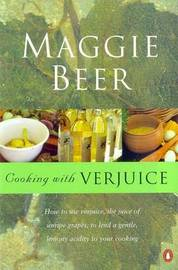 Cooking with Verjuice by Maggie Beer image