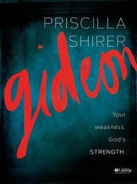 Gideon - Bible Study Book by Priscilla Shirer