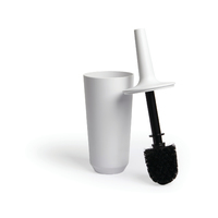 Corsa Bath Toilet Brush - White
