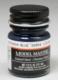 Testors: Enamel Paint - Insignia Blue (Flat) image