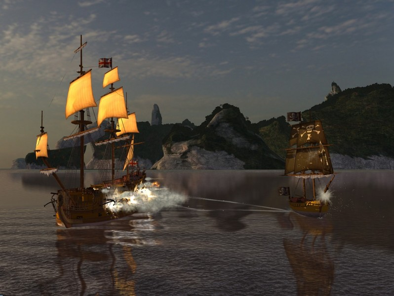 Pirates of the Burning Sea (U.S version) for PC Games image