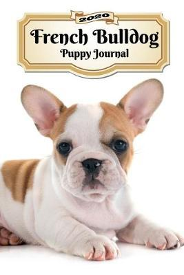 2020 French Bulldog Puppy Journal by Notebooks Journals Xlpress