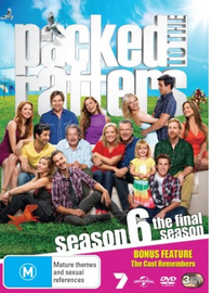 Packed to the Rafters - Season 6 The Final Season DVD
