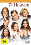 7th Heaven - Complete Season 5 (5 Disc Set) DVD