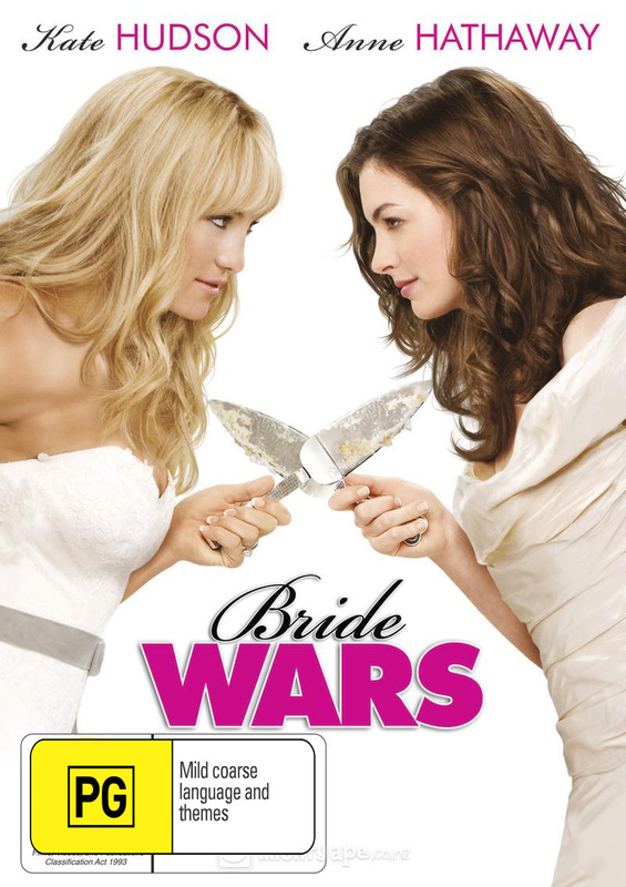 Bride Wars on DVD