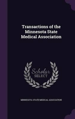 Transactions of the Minnesota State Medical Association image