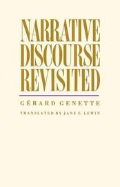 Narrative Discourse Revisited by Gerard Genette image