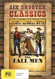 Six Shooter Classics: The Tall Men on DVD