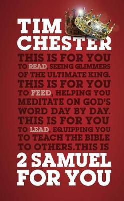 2 Samuel for You by Tim Chester image