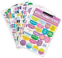 Essentials Weekly Planner Stickers (Set of 575 Stickers) image