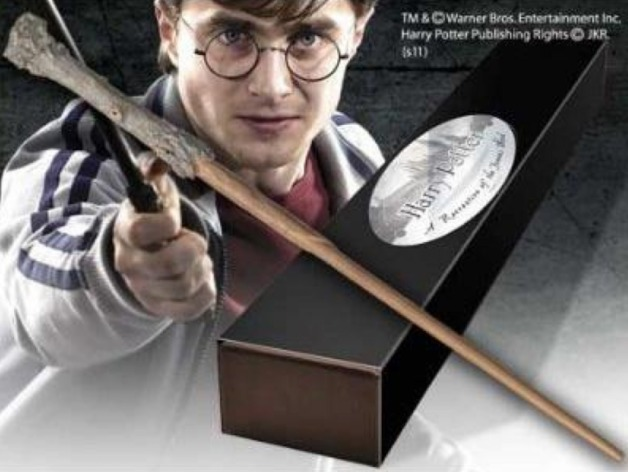 Harry Potter - Replica Wand (Character-Edition)
