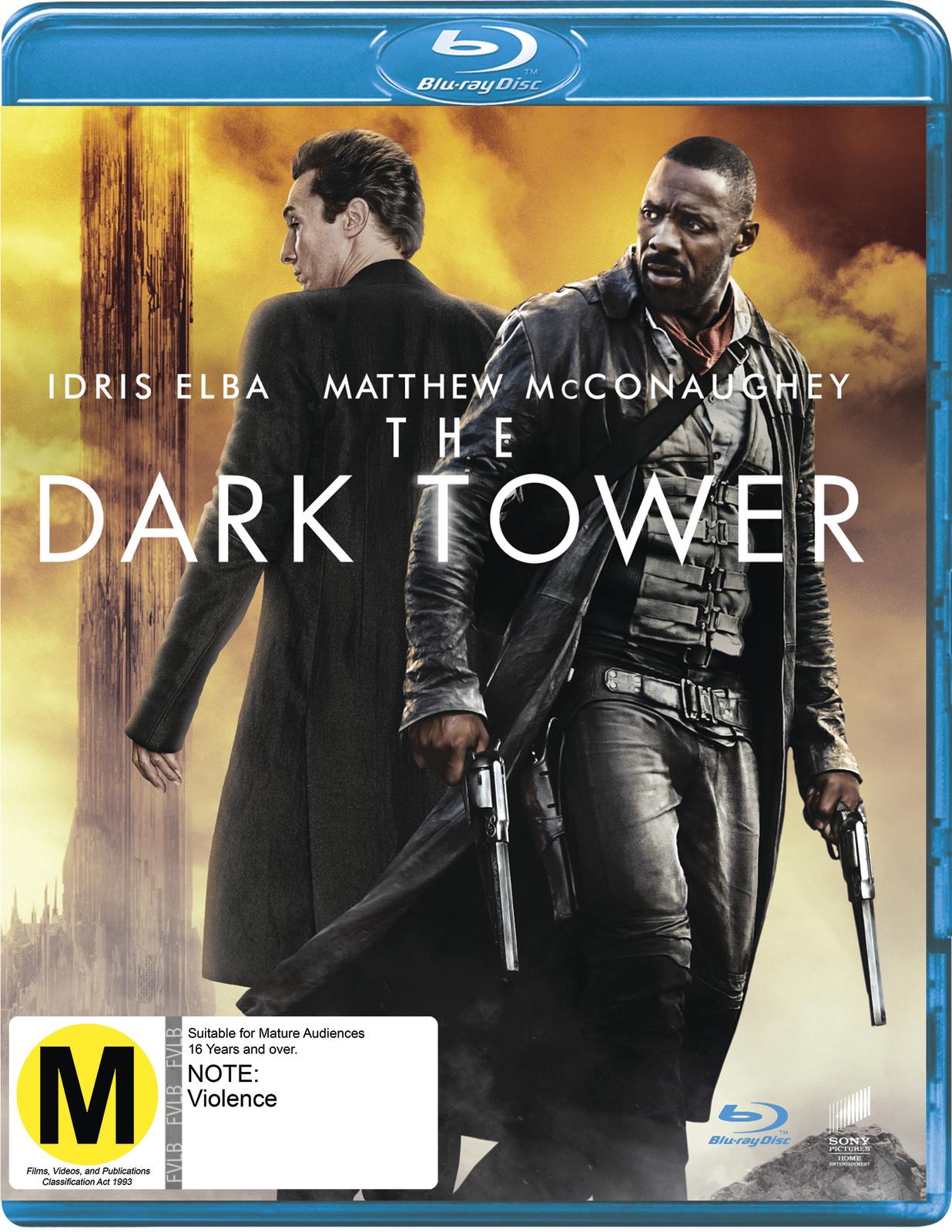 The Dark Tower on Blu-ray image