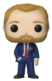 Royals - Prince Harry Pop! Vinyl Figure