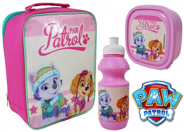 PAW Patrol Filled Lunch Bags
