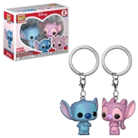 Lilo & Stitch - Stitch & Scrump Pocket Pop! Keychain 2-pack