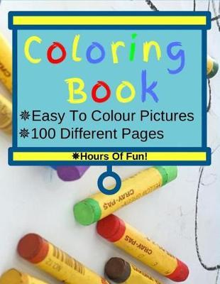 Coloring Book by Rg Dragon Publishing