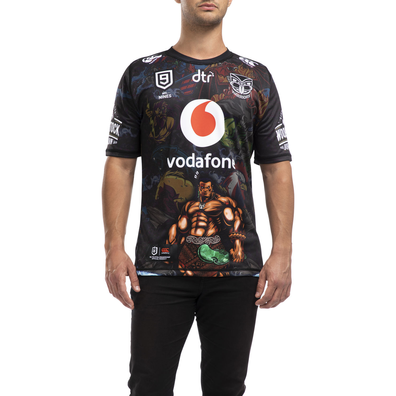Vodafone Warriors Nines Jersey (2XL) image