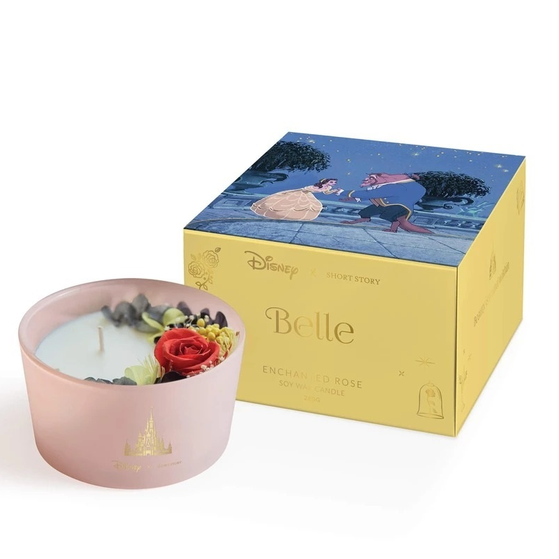 Disney: Candle - Beauty & the Beast image