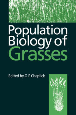 Population Biology of Grasses image