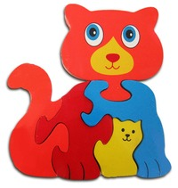 Fun Factory - Cat Jigsaw Puzzle