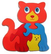 Fun Factory - Cat Jigsaw Puzzle