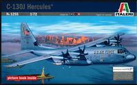 Italeri C-130 J Hercules 1:72 Model Kit