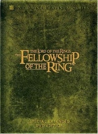 The Lord of the Rings - The Fellowship of the Ring on DVD image