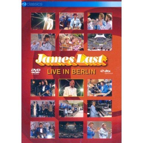 James Last - Live In Berlin on DVD