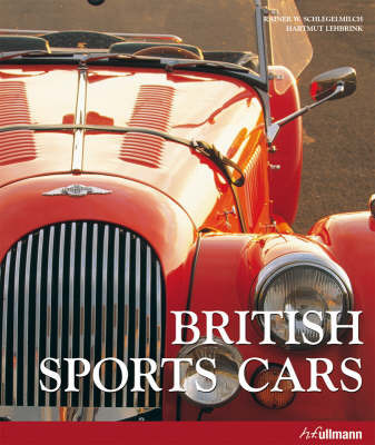 British Sports Cars by Hartmut Lehbrink