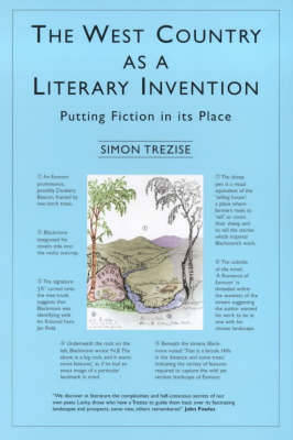 The West Country as a Literary Invention by Simon Trezise image