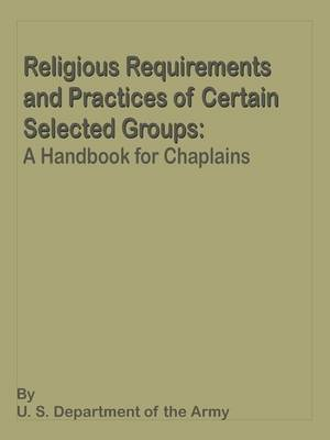 Religious Requirements and Practices by Department of The U.S. Army
