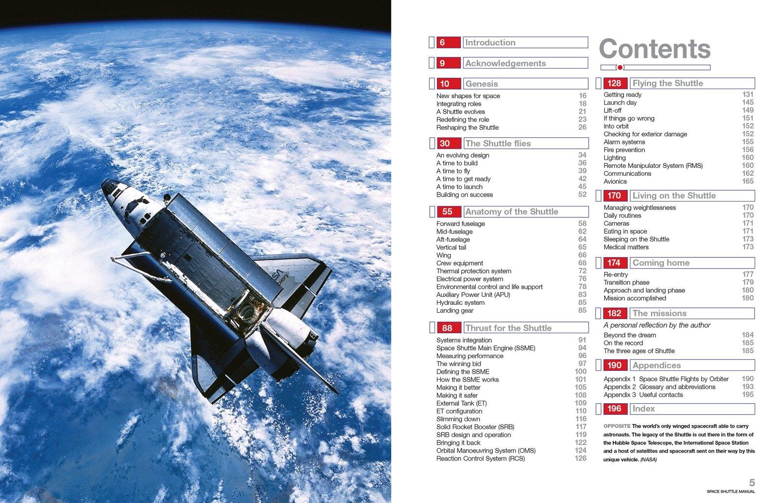 Haynes NASA Space Shuttle Manual 1981 Onwards