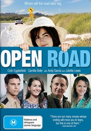 Open Road on DVD