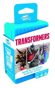 Shuffle Transformers
