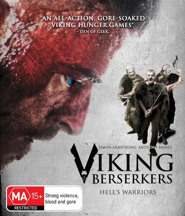 Viking: The Beserkers on Blu-ray