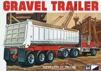 MPC: 1/25 Axle Gravel Trailer