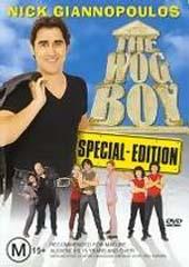 The Wog Boy on DVD