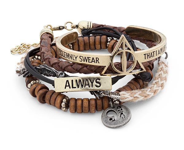 Harry Potter Bracelet Set image
