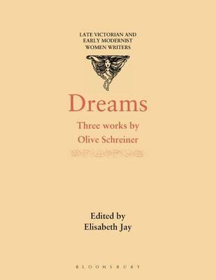 Dreams by Olive Schreiner image