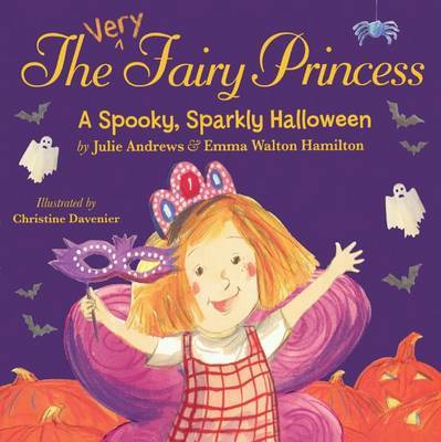 A Spooky, Sparkly Halloween by Julie Andrews image