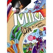 Mika - Live In Cartoon Motion on DVD