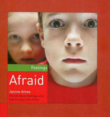 Afraid by Janine Amos image