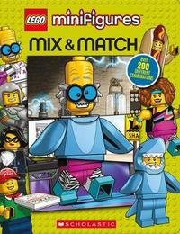 LEGO Minifigures: Mix and Match by Michael Petranek