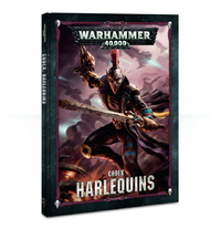 Warhammer 40,000 Codex: Harlequins