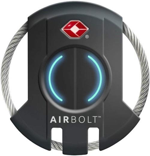 AirBolt - Smart Travel Lock & Tracker