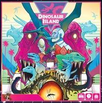 Dinosaur Island - Board Game