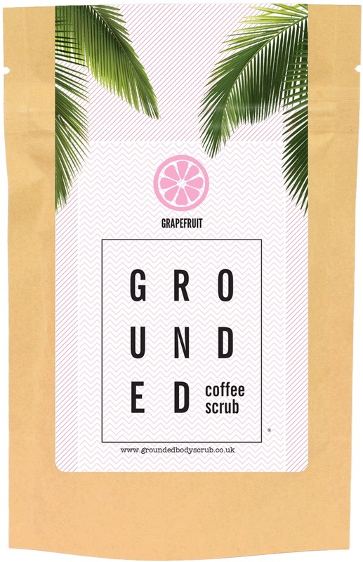 Grounded Body Scrub - Grapefruit Coffee (200g)