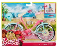 Barbie: Pink Bike - Doll Vehicle image